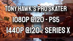 Playstation 5, Xbox, Pro Skaters, Tony Hawk, Xbox Controller
