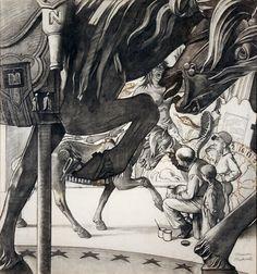 Norman Percevel Rockwell (1894 - 1978) ilustrador, fotógrafo y pintor estadounidense.