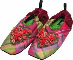 Sweetie Slippers for Girls
