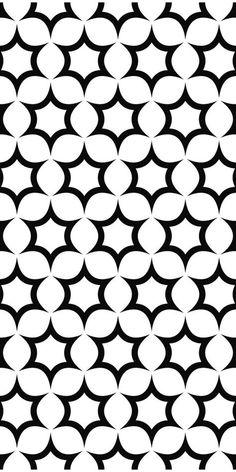 Seamless black and white hexagonal vector star pattern design – Tattoo Pattern Monochrome Pattern, Geometric Pattern Design, Graphic Patterns, Star Patterns, Geometric Designs, Textures Patterns, Graphic Design, Stencil Templates, Stencil Patterns