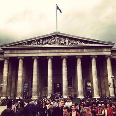 British Museum en London, Greater London
