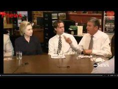 Pnews : WV Coal Worker To Joe Manchin: Supporting Clinton Hurts You