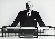 Happy Birthday Ludwieg Mies Van Der Rohe ! (born in aachen, germany, on march 27, 1886)