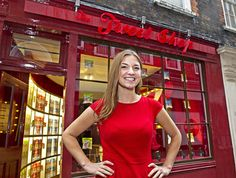 Special K opens Tweet Shop in central London... Free snacks for Twitter posts