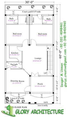 Indian House Plan excellent house plans Pinterest