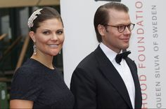 Swedish Royal Family attended a benefit dinner last night for the World Childhood Foundation