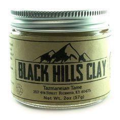 Tazmaneian Tame Black Hills Clay 2oz