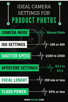 Product photography is an umbrella term for photography where the photos are used for selling purposes. It's very hard to pinpoint the exact camera settings that are best for it! Product photos are…More