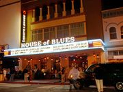 House of Blues : San Diego  Intimate surroundings for music fun