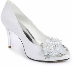 silver heels - Google Search | Emily's bridesmaids | Pinterest ...