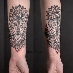 #tattoo #strashkeva #bananamafiatattoo #lublin #polishtattoo #lublintattoo #wilktattoo #wolftattoo