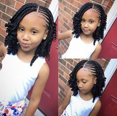 for kids Braids for Kids, 50 Splendid Braid Styles for Girls, The Right Hair styles. Braids for Kids, 50 Splendid Braid Styles for Girls, The Right Hair styles. It is quit challenging sometimes when it comes to finding the right hair styles Box Braids Hairstyles, Lil Girl Hairstyles, Black Girl Braided Hairstyles, Girls Natural Hairstyles, Natural Hairstyles For Kids, Kids Crochet Hairstyles, Hairstyle Ideas, Short Hairstyles, African Hairstyles