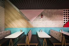 Hello Kitty Diner | Chatswood, Sydney | design by Luchetti Krelle | photo by Michael Wee
