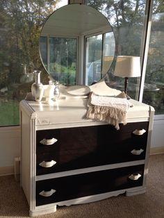 Gorgeous Waterfall dresser
