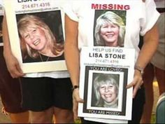 Please share this YouTube video and help us find our friend, Lisa Stone.  Missing from Dallas, TX since June 5, 2010