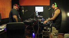 Demarco live on #theedge Radio 1 (dubai,UAE) with Dany Neville