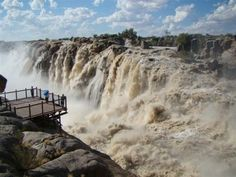Augrabies Falls - South Africa BelAfrique - Your Personal Travel Planner… Augrabies Falls, Travel Around The World, Around The Worlds, South Afrika, Out Of Africa, West Africa, Africa Travel, Wonders Of The World, Places To See