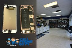 Did you damage your iPhone? Get it repaired with uncompromised quality! #CellPhoneGuys www.cellphoneguys.com/our-locations/