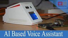NATASHA: AI assistant using Raspberry Pi