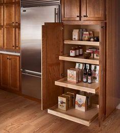 Kitchen On Pinterest Cabinet Storage Contemporary