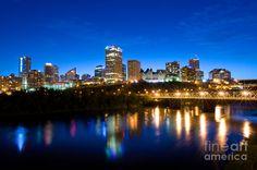 ✮ Edmonton, Alberta Skyline