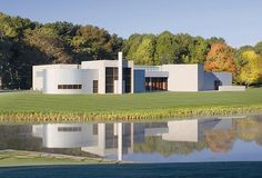Glenstone Residence in Potomac, Maryland. Robert Siegel