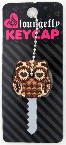 Loungefly Vintage Owl with Heart Eyes Brown White Key Cap Cover Rubber Key Caps, Key Covers, Vintage Owl, Future Car, Heart Eyes, Capes, Keychains, Owls, Tattoo Ideas