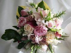 Bouquet sposa misto