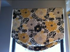 How to make your own Soft Fold Roman Shade - YouTube