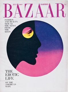 cover by Bea Feitler