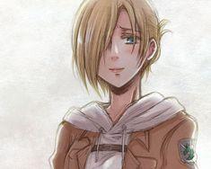 Attack On Titan Meme, Attack On Titan Fanart, Shimura Nana, Female Titan, Annie Leonhart, Aot Characters, Lost Girl, Armin, Akatsuki