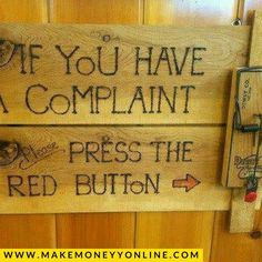 Funny pictures about Kiwi complaints station. Oh, and cool pics about Kiwi complaints station. Also, Kiwi complaints station. Tumblr Posts, Press The Red Button, Redneck Humor, Redneck Gifts, Redneck Party, Funny Quotes, Funny Memes, Humorous Sayings, Fun Sayings