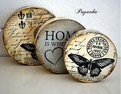 bibidekoracie / Motýlia sada