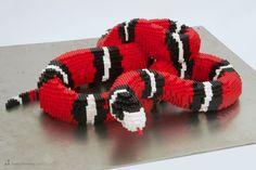 Lego Snake