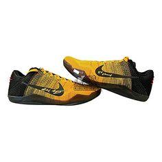 ad1cf7533125 Kobe Bryant Autographed Nike Kobe XI Elite Low Shoes Inscription  2 8  Panini COA - Panini Certified - Autographed NBA Sneakers at Amazon s Sports  ...