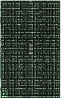 the shining maze Minecraft Project