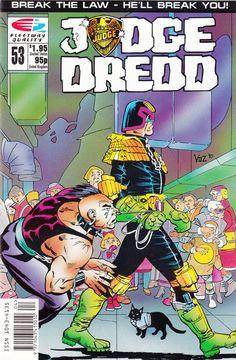 Judge Dredd #43 (Quality Comics)