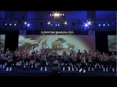 2012 World Choir Games in Cincinnati USA.
