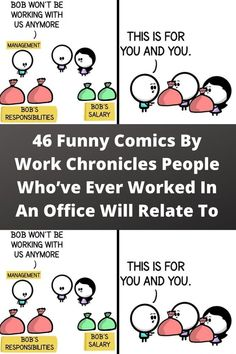 Annoying Coworkers, Funny Incidents, How To Make Comics, Job Title, Funny Comics, New Image, Workplace, I Laughed, No Response