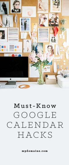 12 Google calendar hacks for maximum productivity