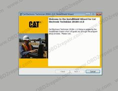 caterpillar diesel engine diagnostic software