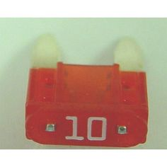 Mini Fuse, 10 Amp