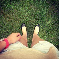Finally feels like summer.  #trinitybellwoods #toronto #summer #bright #happy via @aya_sch