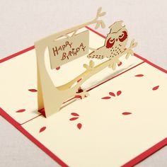 ... Kirigami Cards for Free !   paper   Pinterest   Kirigami, Architecture