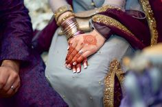 The Henna Circle offers brides' beautiful mehndi in a range of traditions and…