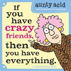 So close to reaching the half a million mark on the Aunty Acid FB page and you're all so FABULOUS, we cannot thank you enough for your support. Hoping to reach 500,000 by tomorrow so the Aunty Acid team have an excuse to celebrate (with a few Vino's of course ;) )