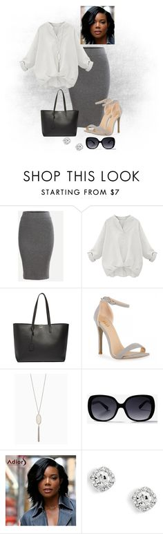 #882 by may-nimo on Polyvore featuring Yves Saint Laurent