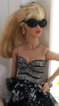 12 inch fashion doll 2 pc set one size fits all same size