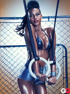Cassie by Christian Anwander for GQ October 2012