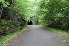 25 Places to See in NC 24. ' The Road to Nowhere' starts in Bryson City and leads to a tunnel deep within the Smoky Mountains. Although this road to nowhere has much speculation and dead ends past the tunnel, it gives you breathtaking views of Fontana Lake and the Great Smoky Mountains.